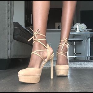 🌟 Aldo platform heels